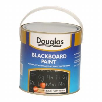 DOUGLAS BLACKBOARD PAINT 500ML