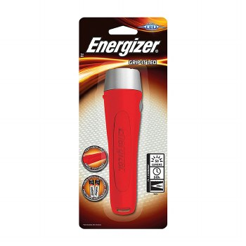 ENERGIZER 2 X AA GRIP IT LED TORCH