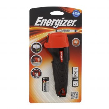 ENERGIZER 2 X AAA LED IMPACT RUBBER TORCH