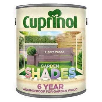 CUPRINOL GARDEN SHADES HEART WOOD 2.5LT