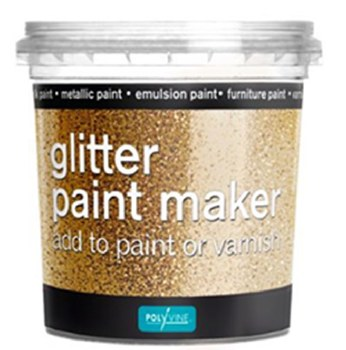 GLITTER PAINT MAKER GOLD 75GR