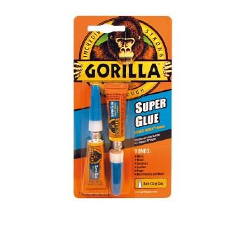 GORILLA SUPER GLUE 2 X 3grm PACK