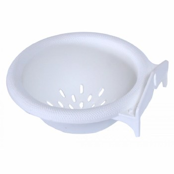 HATCHWAY CANARY NEST PAN WHITE