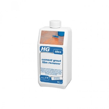 HG CEMENT GROUT FILM REMOVER