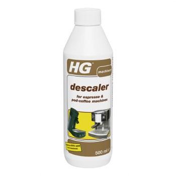 HG DESCALER FOR ESPRESSO/POD COFFEE MACHINES 500ML
