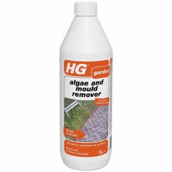 HG GARDEN MOSS, ALGAE & MOULD REMOVER