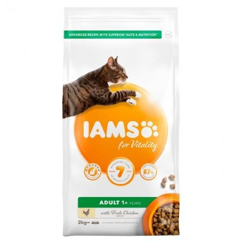 IAMS CAT 2KG ADULT CHICKEN