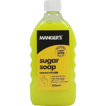 MANGERS CONCENTRATED SUGAR SOAP 500ML
