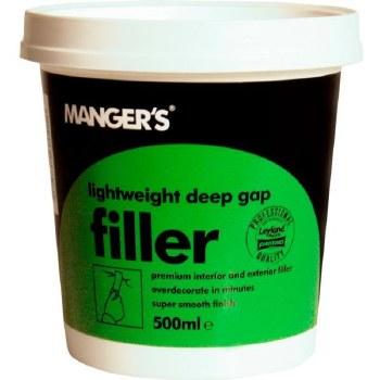 MANGERS LIGHTWEIGHT DEEP GAP FILLER 500ML