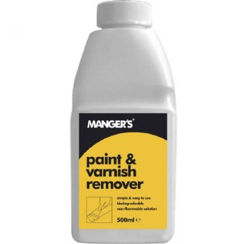 MANGERS PAINT & VARNISH REMOVER 1L