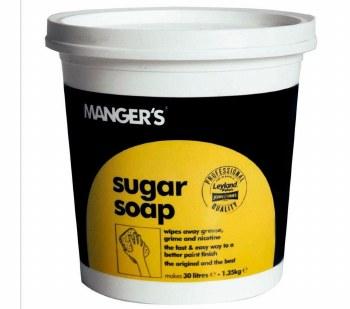 MANGERS SUGAR SOAP POWDER 30L MIX