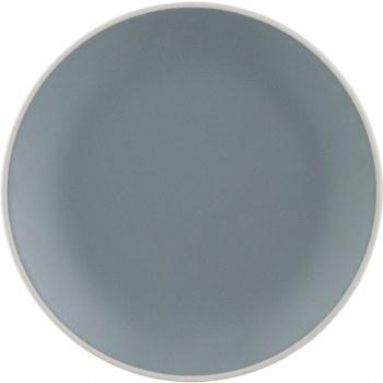 MASON CASH CLASSIC COLLECTION GREY DINNER PLATE 26.5CM