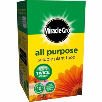 MIRACLE GRO SOLUBLE PLANT FOOD 500 ML