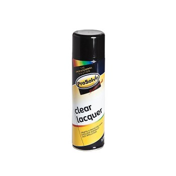 PROSOLVE CLEAR LACQUER 500ML