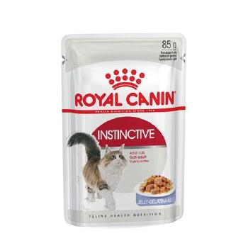 ROYAL CANIN INSTINCTIVE JELLY 85G POUCH