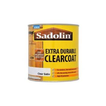 SADOLIN CLEAR COAT SATIN 1LITRE