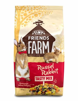 TINY FRIENDS FARM RUSSEL RABBIT ORIGINAL 2.5 KG