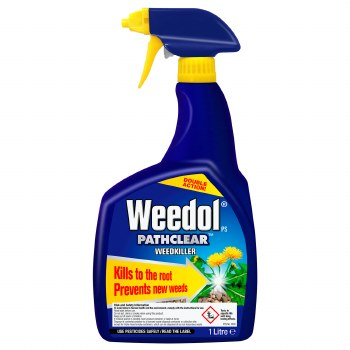 WEEDOL PATHCLEAR GUN READY TO USE 1 LITRE