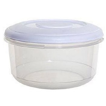 WHITEFURZE 1.2L ROUND SEAL TIGHT FOOD CONTAINER