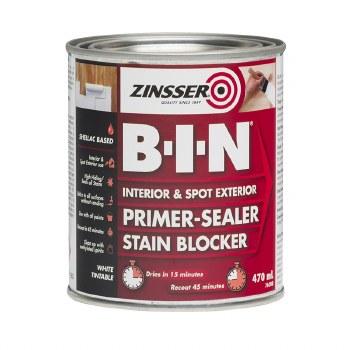 ZINSSER B-I-N PRIMER SEALER 500ML