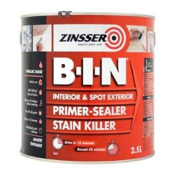 ZINSSER BIN PRIMER SEALER 1 LTR