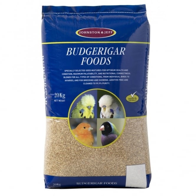 UTILITY BUDGIE SEED MIX 20KG