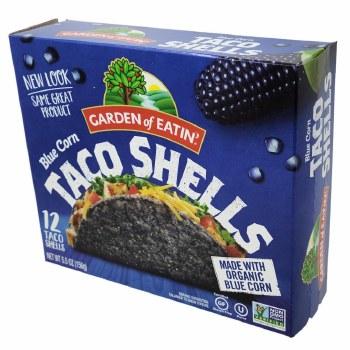 Blue Corn Taco Shells