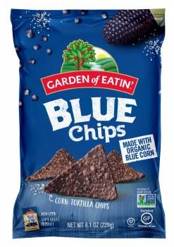 Blue Tortilla Chips