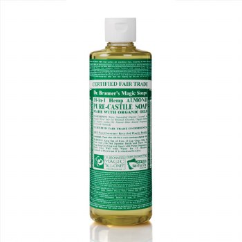 Almond Castile Soap