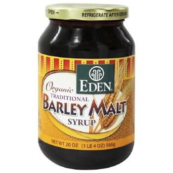 Barley Malt Syrup, Organic