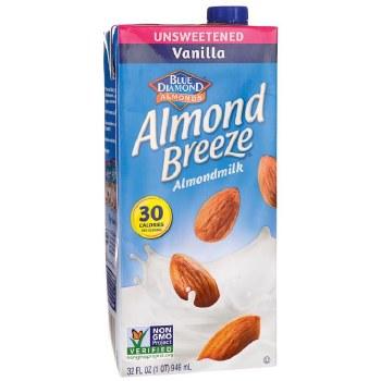 Almond Milk, Unsweetened Vanilla