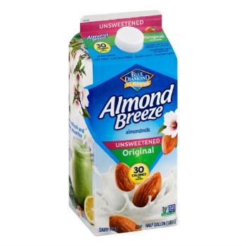 Almond Milk, Original Unsweetened