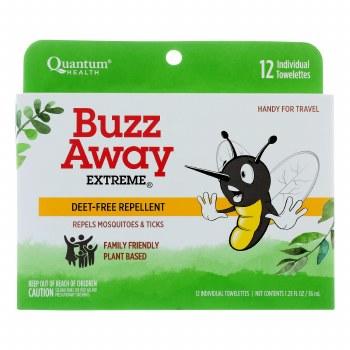 Buzz Away Extreme Towelette
