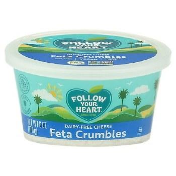 Feta Crumbles, Vegan