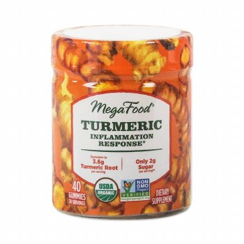 Turmeric Gummies, Organic