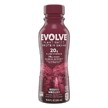 Berry Medley Protein Shake