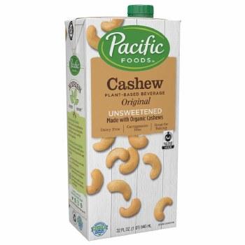 Cashew Milk. Organic