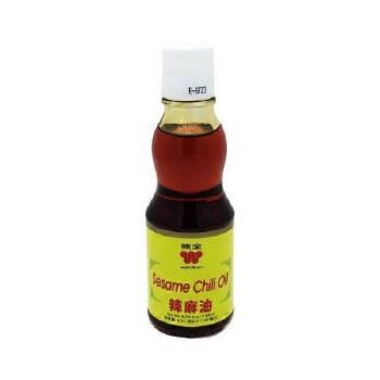 Sesame Chili Oil 6.25oz