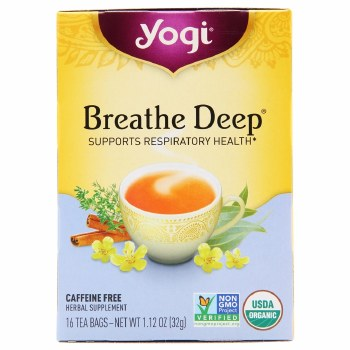 Breathe Deep Tea