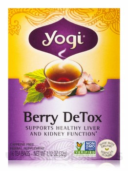 Berry Detox Tea