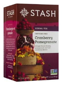 Cranberry Pomegranate Tea