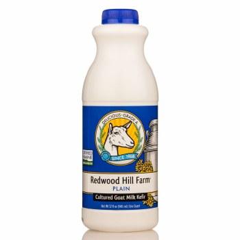 Goat Milk Kefir, Plain