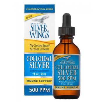 Colloidal Silver 500ppm