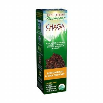 Chaga Extract, Organic