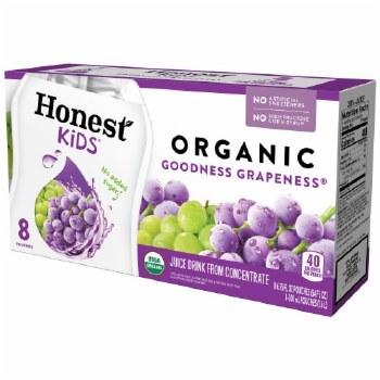 Goodness Grapeness Juice, Organic