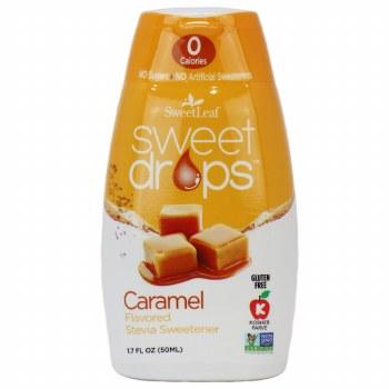 Caramel Sweet Stevia Drops