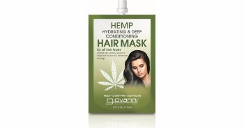 Hemp Hair Mask Hydration Treatment