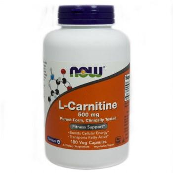L-Carnitine 500 mg           .