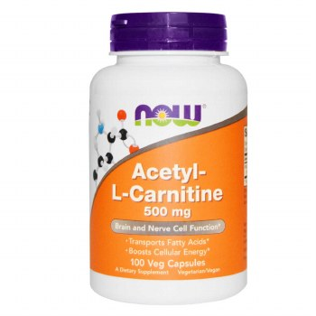 Acetyl-L Carnitine 500mg
