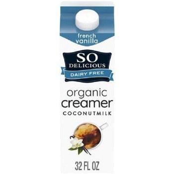 French Vanilla Non Dairy Creamer, Organic